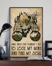 And Into The Forest 11x17 Poster lifestyle-poster-2