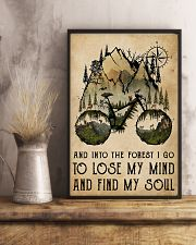 And Into The Forest 11x17 Poster lifestyle-poster-3