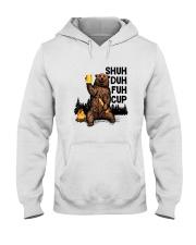I Eat People Hooded Sweatshirt front