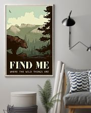 Find Me Where The Wild Things 11x17 Poster lifestyle-poster-1