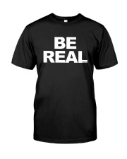 BE REAL Mike Tyson's walkout tee Premium Fit Mens Tee front