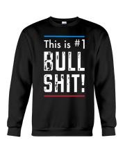 Nr1 Bull Shit Crewneck Sweatshirt thumbnail
