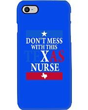 Texas Nurse Tee Phone Case thumbnail