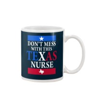 Texas Nurse Tee Mug thumbnail