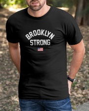 Brooklyn Strong Classic T-Shirt apparel-classic-tshirt-lifestyle-front-52