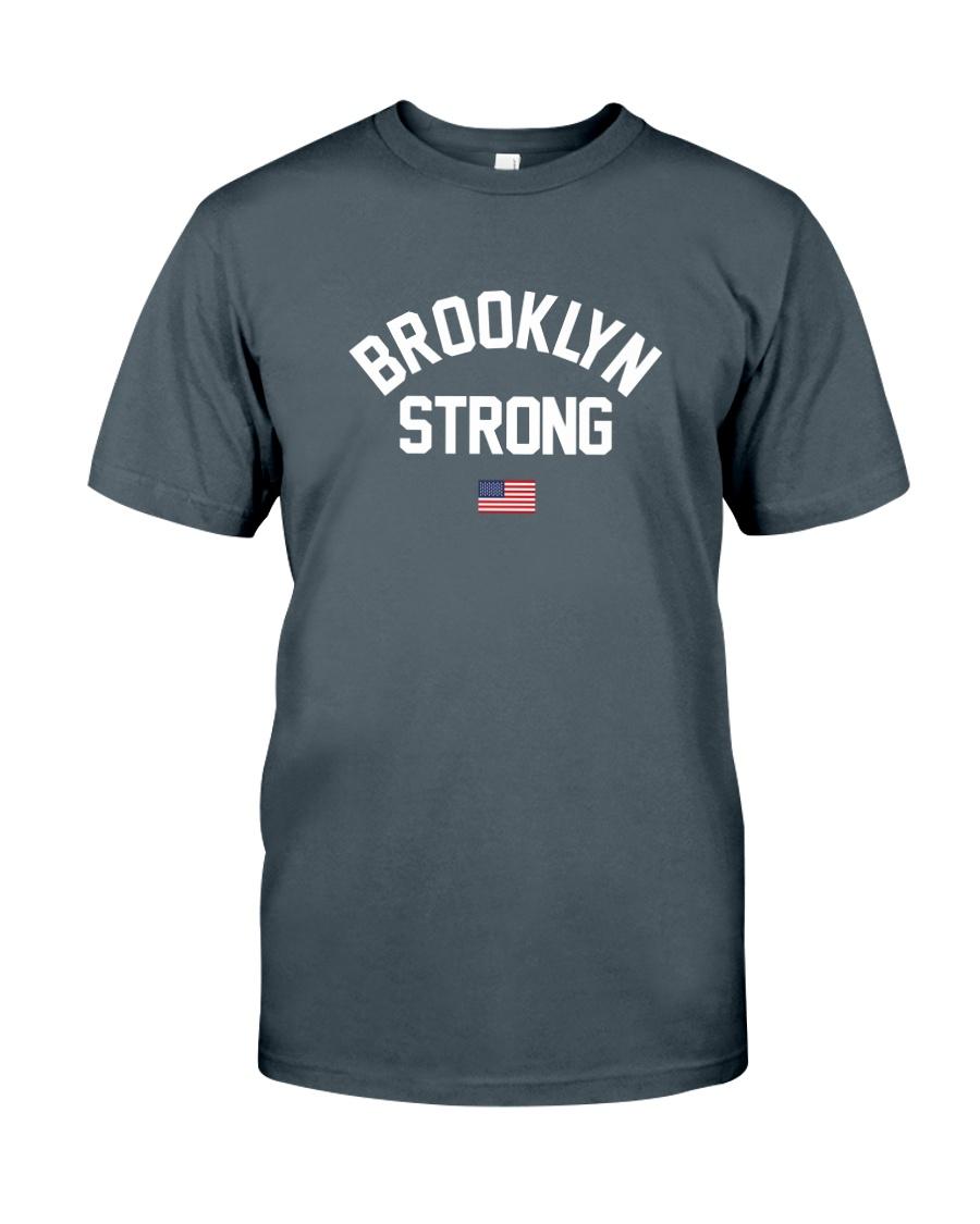 Brooklyn Strong Classic T-Shirt