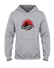 Brooklyn Old School Hooded Sweatshirt front