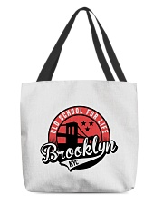 Brooklyn Old School All-over Tote thumbnail