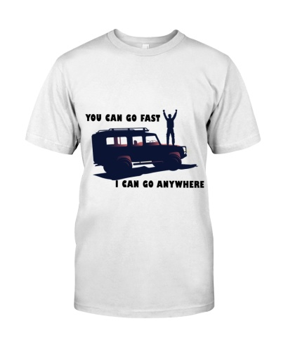 Off Road Passion T-Shirt