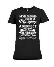 Marrying Perfect Husband Premium Fit Ladies Tee thumbnail
