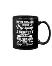 Marrying Perfect Husband Mug thumbnail