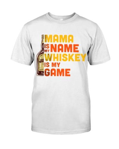 Whiskey Mom Unisex T-shirt