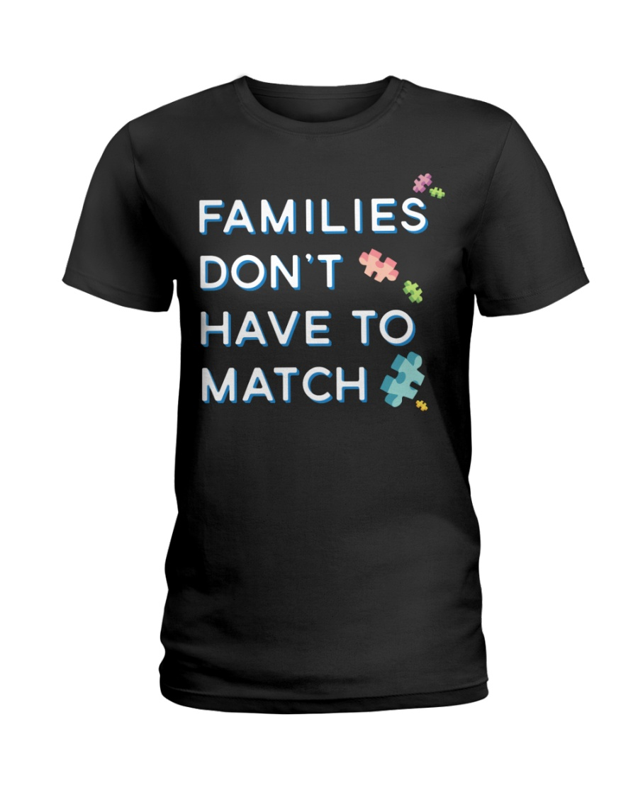 Foster Family T-shirt Ladies T-Shirt