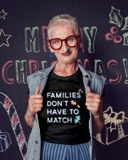Foster Family T-shirt Ladies T-Shirt lifestyle-holiday-crewneck-front-3