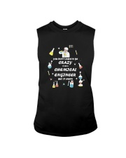 Don't have to be crazy Sleeveless Tee thumbnail