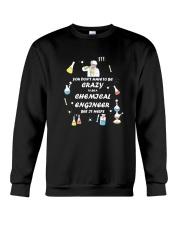 Don't have to be crazy Crewneck Sweatshirt thumbnail
