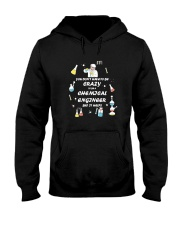 Don't have to be crazy Hooded Sweatshirt thumbnail