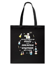 Don't have to be crazy Tote Bag thumbnail
