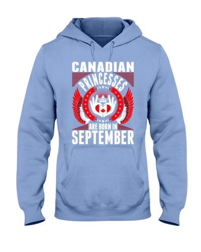 Canadian Princesses Are Born In September