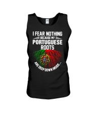 Portuguese Roots Are Deep Down Inside Unisex Tank thumbnail
