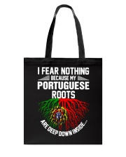 Portuguese Roots Are Deep Down Inside Tote Bag thumbnail