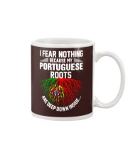 Portuguese Roots Are Deep Down Inside Mug tile
