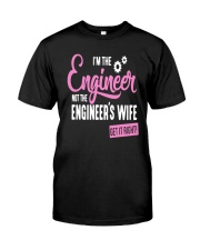 I'm The Engineer Classic T-Shirt tile