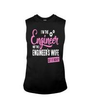 I'm The Engineer Sleeveless Tee thumbnail