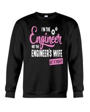 I'm The Engineer Crewneck Sweatshirt thumbnail