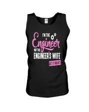 I'm The Engineer Unisex Tank thumbnail