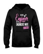 I'm The Engineer Hooded Sweatshirt thumbnail