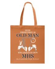 McClymonds High School Tote Bag thumbnail