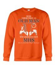 McClymonds High School Crewneck Sweatshirt thumbnail