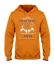 McClymonds High School Hooded Sweatshirt front