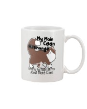 Maine Coon Cat Shirt Mug thumbnail