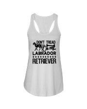 My Labrador Retriever Ladies Flowy Tank thumbnail