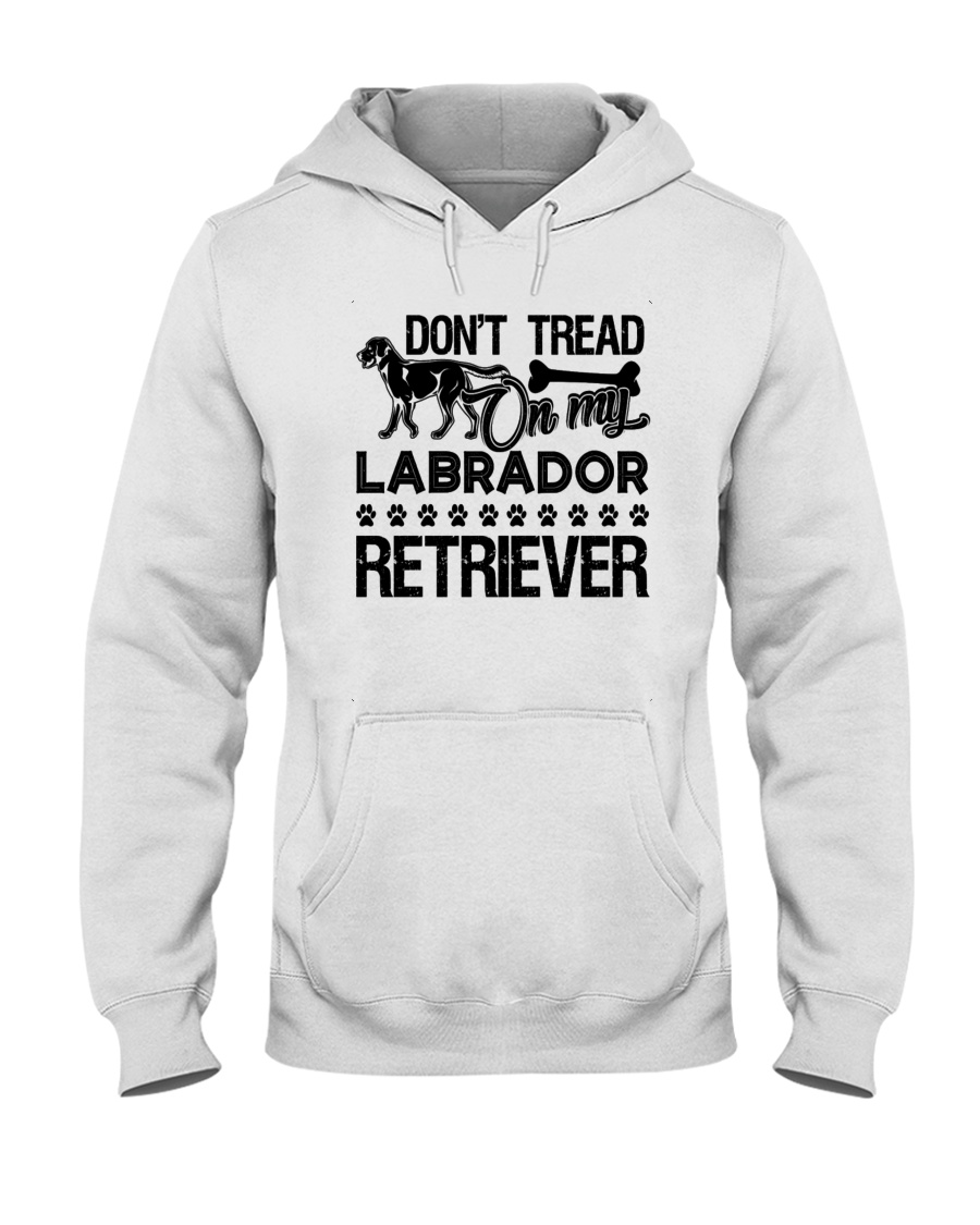 My Labrador Retriever Hooded Sweatshirt