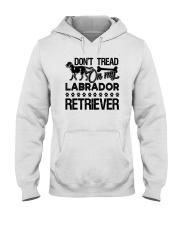 My Labrador Retriever Hooded Sweatshirt front