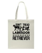 My Labrador Retriever Tote Bag thumbnail