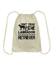 My Labrador Retriever Drawstring Bag thumbnail