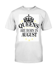 Queens August Classic T-Shirt tile