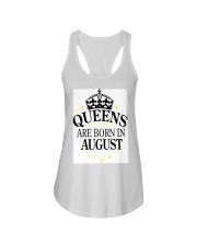 Queens August Ladies Flowy Tank thumbnail