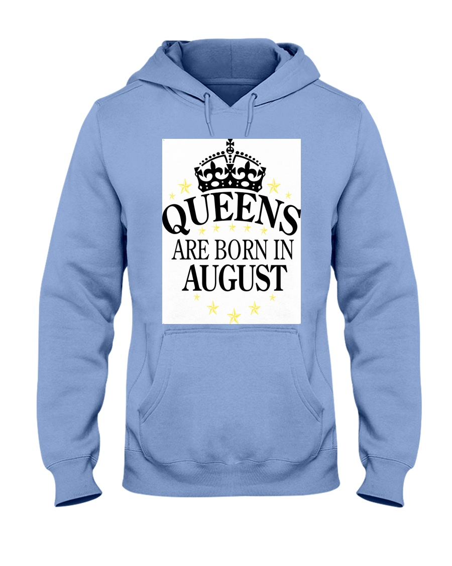 Queens August Hooded Sweatshirt