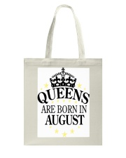 Queens August Tote Bag thumbnail