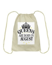 Queens August Drawstring Bag tile