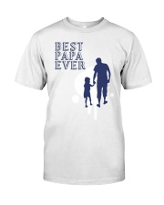 Best Papa Ever Classic T-Shirt tile