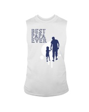 Best Papa Ever Sleeveless Tee thumbnail