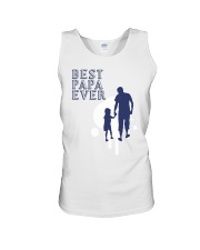 Best Papa Ever Unisex Tank thumbnail
