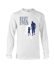 Best Papa Ever Long Sleeve Tee thumbnail