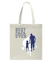 Best Papa Ever Tote Bag thumbnail